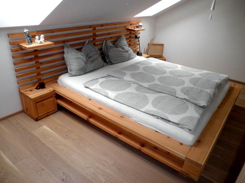Schlafzimmer weghoferweghofer for Schlafzimmer kiefer