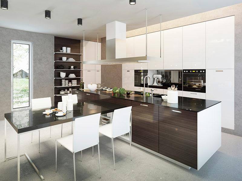 Küche Weiß Weghofer
